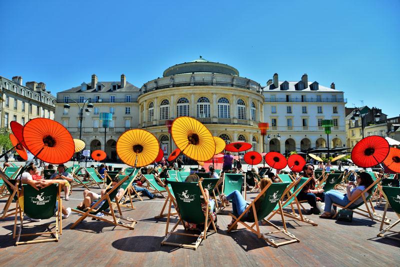 "Rennes Festival Transat Opera Francia ©FranckHamon - Fotos de: ""Francia: razones para visitarla"""