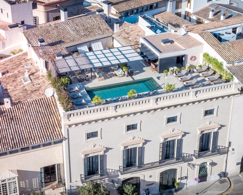 """Sant Francesc Hotel Singular Palma 1 - Fotos de: """"Disfruta de Palma en una casa del s. XIX"""""""
