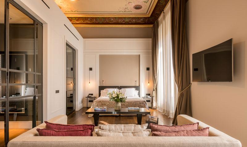 """Sant Francesc Hotel Singular Palma 12 - Fotos de: """"Disfruta de Palma en una casa del s. XIX"""""""