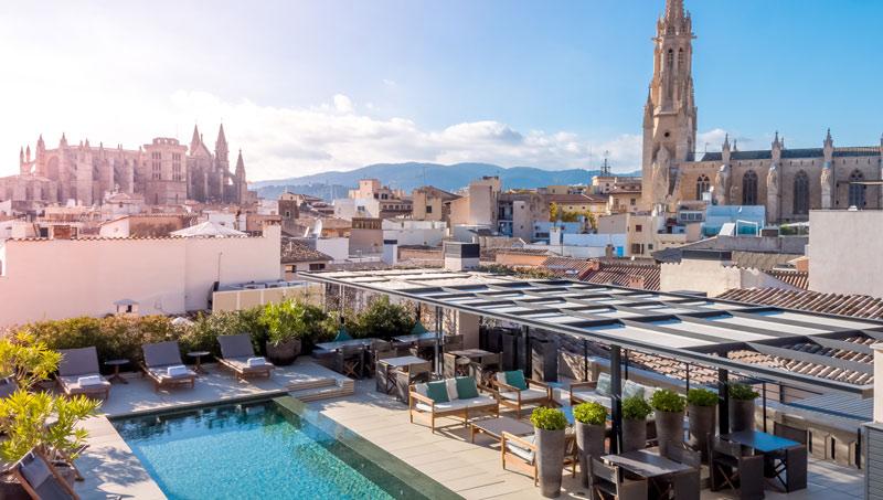 """Sant Francesc Hotel Singular Palma 3 - Fotos de: """"Disfruta de Palma en una casa del s. XIX"""""""