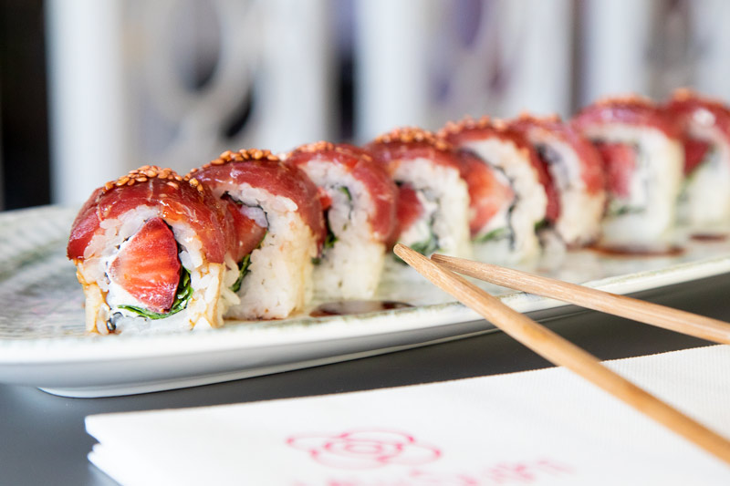 Tasty Tuna Macropp misssushi - Miss Sushi, el lugar más romántico para celebrar San Valentín