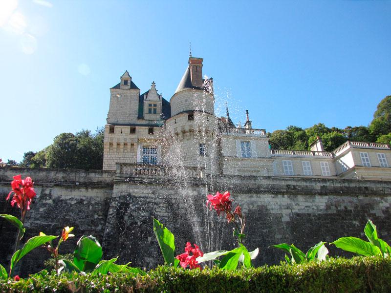 """Valle del Loira Castillo Francia - Fotos de: """"Francia: razones para visitarla"""""""
