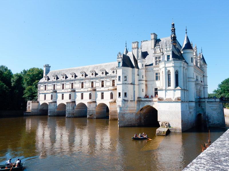 """Valle del Loira Castillo de Chenonceau Francia - Fotos de: """"Francia: razones para visitarla"""""""