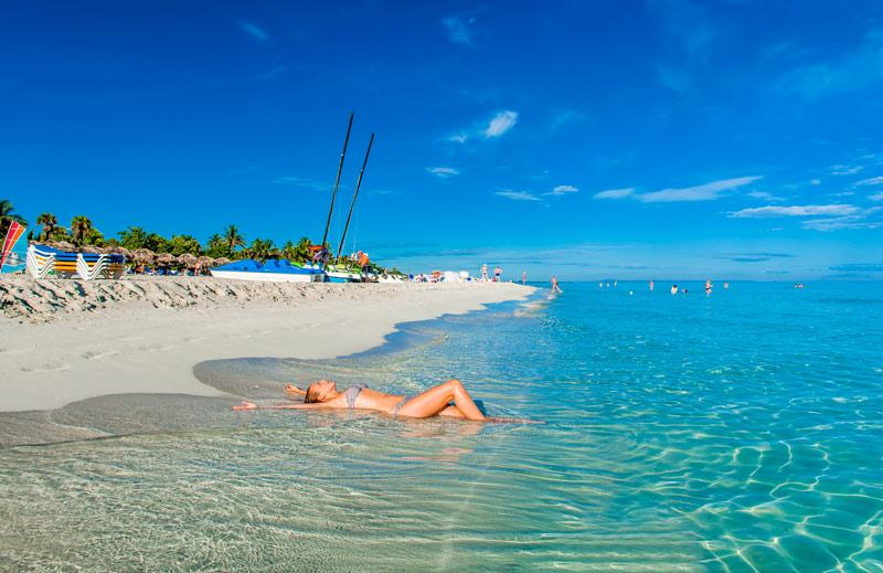 Varadero. © Julián Guisado - Varadero,  una playa con múltiples encantos