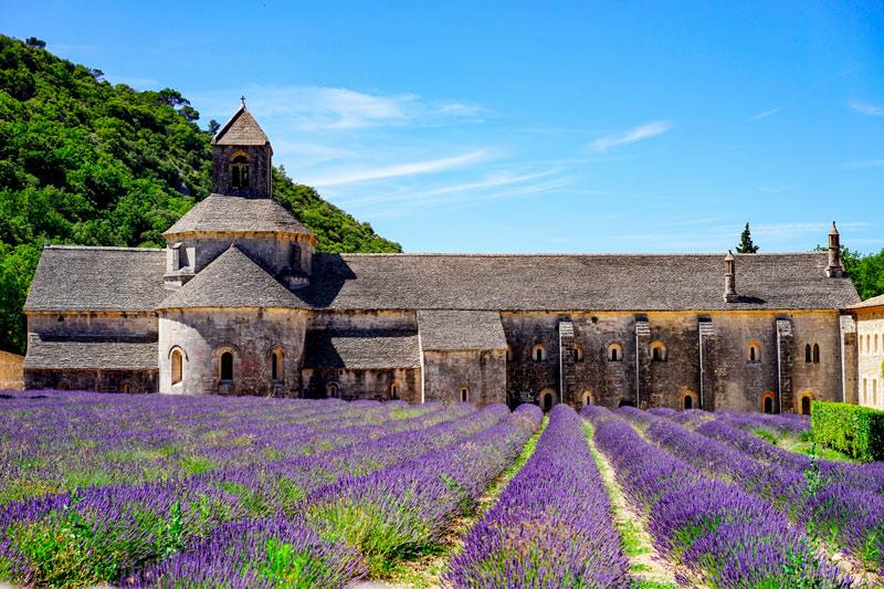 """Vaucluse Abadía de Senanque Francia - Fotos de: """"Francia: razones para visitarla"""""""