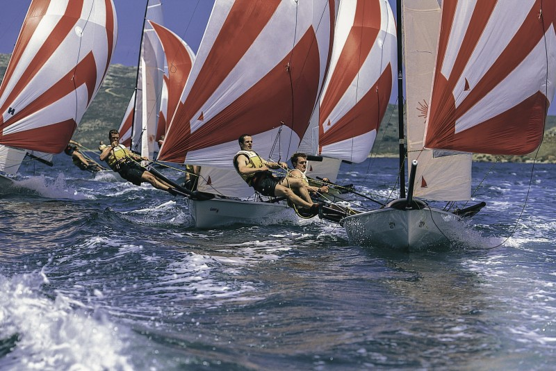Vela competencia menorca - Menorca, luz, calma y naturaleza