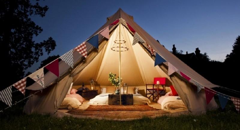 cabaña naturaleza noche - Vive un romántico San Valentín con un plan de lujo en la naturaleza