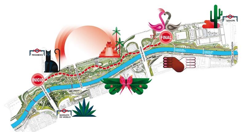 carnaval madrid recorrido - Matadero Madrid y la cultura iberoamericana, protagonistas del Carnaval de Madrid 2020