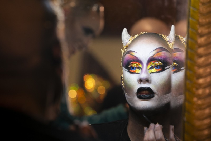 carnaval palma preselección Drag Queen @lpavisit - Cuenta atrás para los grandes eventos del Carnaval de Las Palmas de Gran Canaria