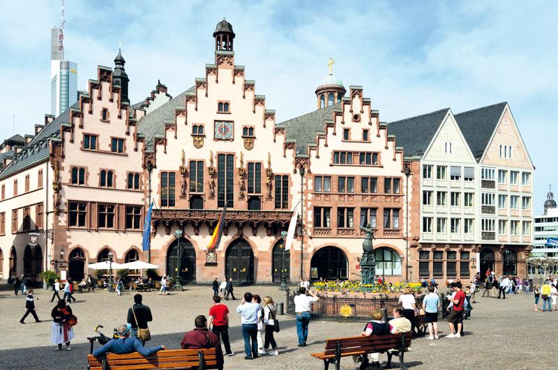 """ciudad vieja Frankfurt - Fotos de: """"Recovecos únicos en Frankfurt"""""""