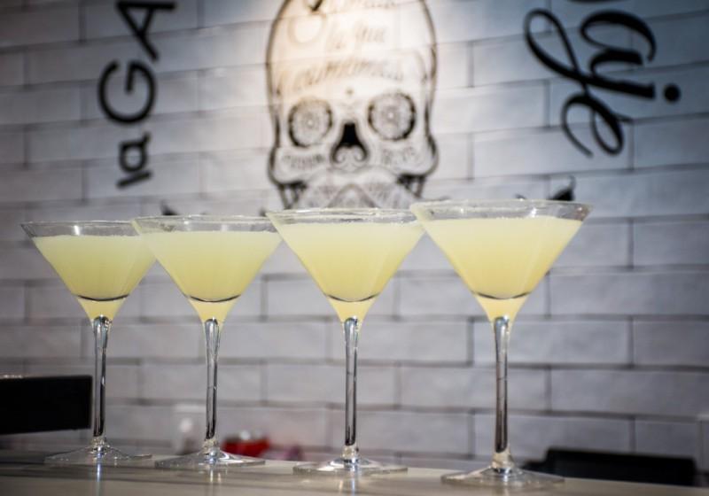 cocteles copas coctelería - La Gastro Salvaje, homenajea a la mujer con sus cócteles con nombre propio