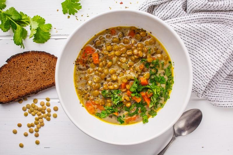comida Legumbres Lentejas con Verduras - Las legumbres, uno de los alimentos más olvidados de los últimos tiempos