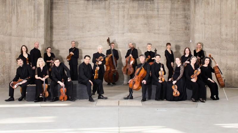 orquesta Academy of St Martin in the Fields string orch © BenjaminEalovega - Dos deliciosas piezas de Franz Schubert en el próximo concierto de Ibermúsica