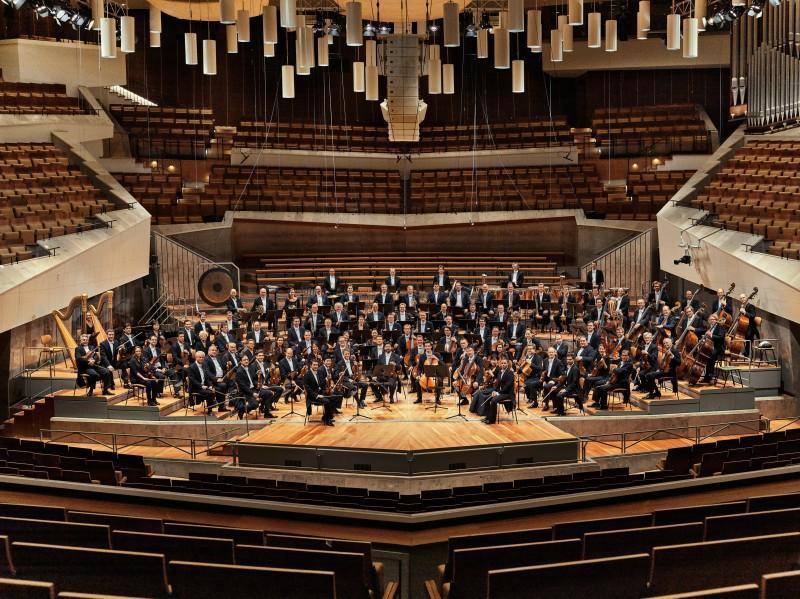 orquesta Fil Berlin2 © StefanHoederath - Dos deliciosas piezas de Franz Schubert en el próximo concierto de Ibermúsica