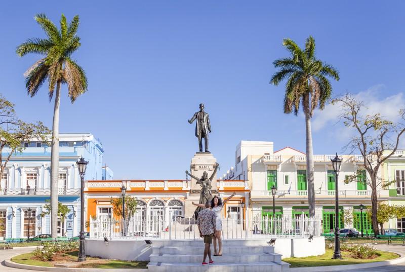 parque de la libertad matanzas - Varadero,  una playa con múltiples encantos
