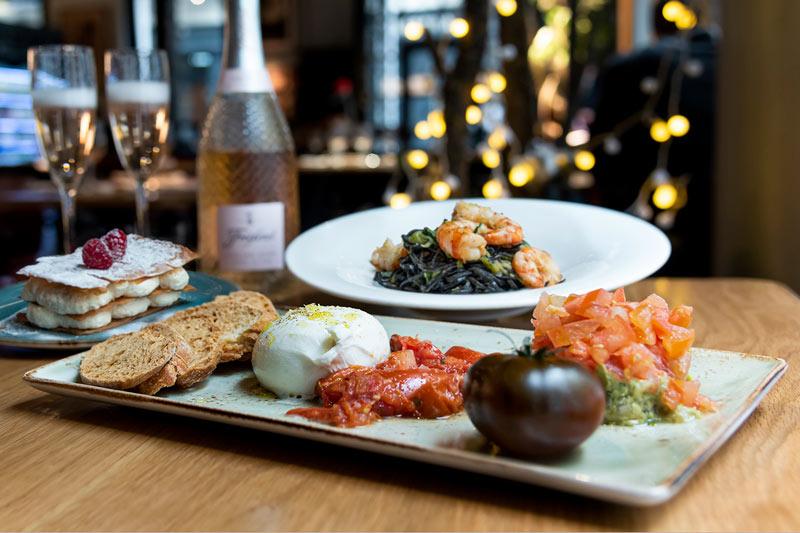 restaurante Diurno plato madrid - Este San Valentín enamórate en Diurno