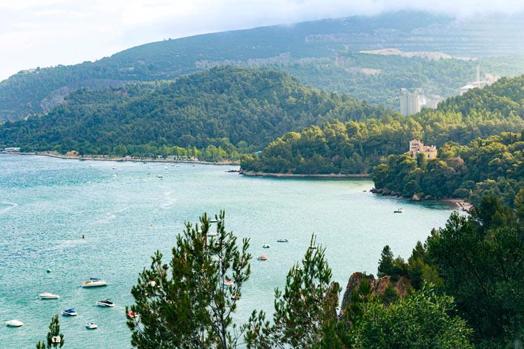Arrábida Portugal - ¿A dónde te gustaría viajar después de la crisis?