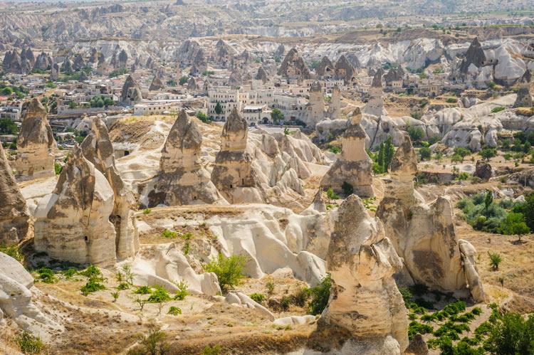 Capadocia Turquía - ¿A dónde te gustaría viajar después de la crisis?