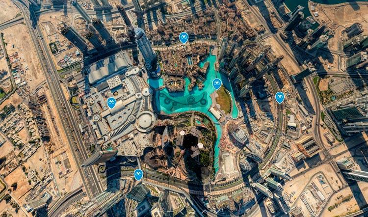 Dubai 360 - Viaja a Dubái sin mover un dedo, desde el sofá