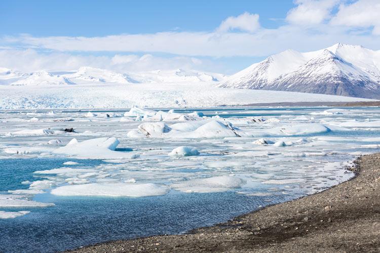 Glaciares LAGO Jokulsarlon Vatnajökull Islandia - ¿A dónde te gustaría viajar después de la crisis?