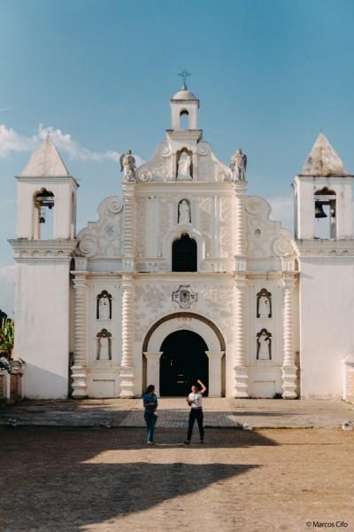 Iglesia Honduras Centroamérica © Marcos Cifo - Centroamérica,  un lugar para sentirse vivo