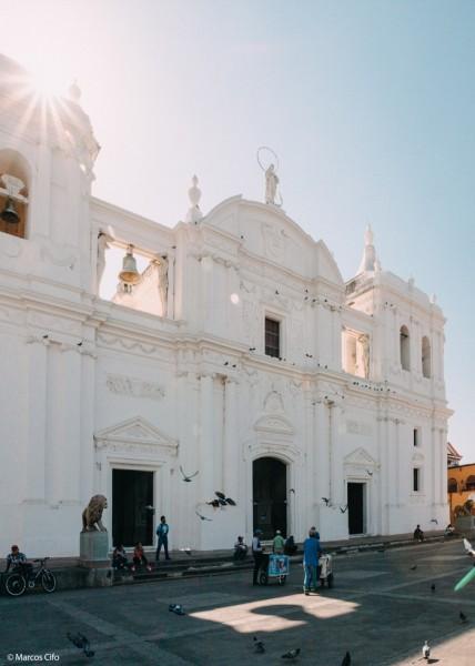 Iglesia Nicaragua © Marcos Cifo - Centroamérica,  un lugar para sentirse vivo