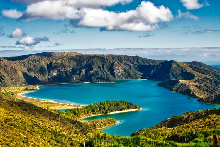 Islas Azores Portugal - ¿A dónde te gustaría viajar después de la crisis?
