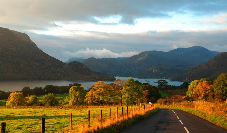 Lake District región de los lagos Inglaterra - ¿A dónde te gustaría viajar después de la crisis?