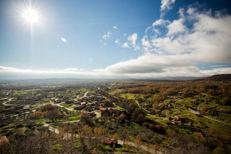"""Mirador de la Atalaya en Arroyomolinos © Adicover - A{2h}de, una propuesta sostenible para convertir la """"España vaciada"""" en la """"España visitada"""""""