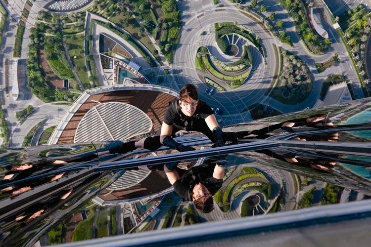 Misión Imposible. Protocolo fantasma. Tom Cruise. Dubái.  - Viaja a Dubái sin mover un dedo, desde el sofá