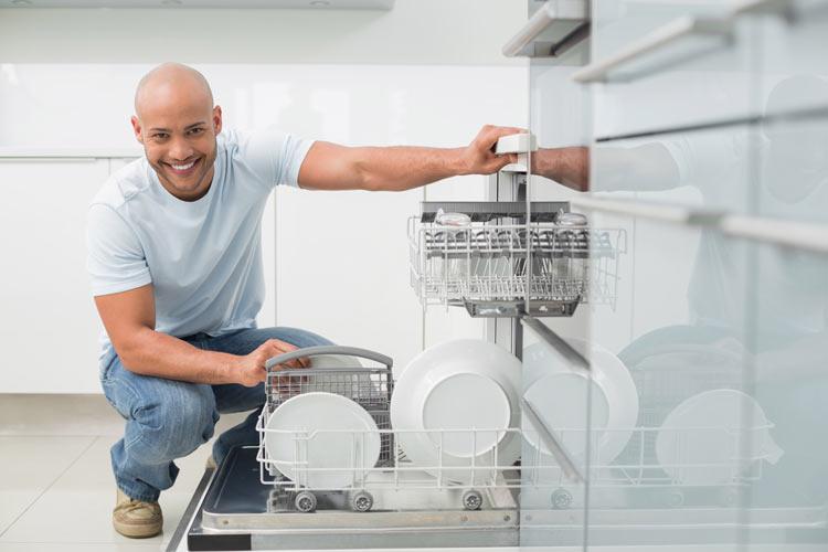 Modelo lavavajillas - La ayuda de los electrodomésticos en la cuarentena del Covid-19