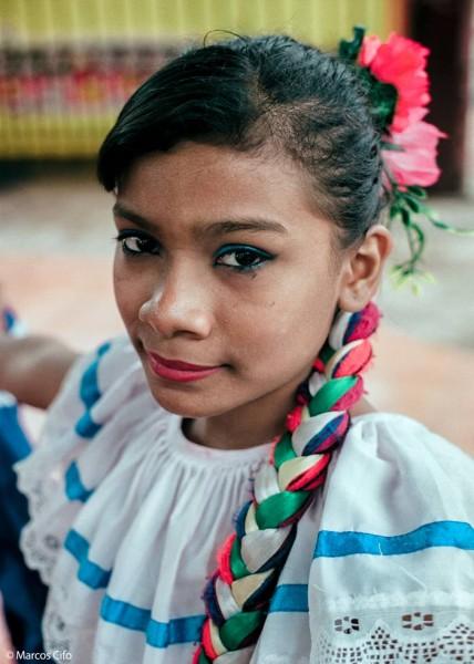 Mujer tradicional Nicaragua Centroamérica © Marcos Cifo - Centroamérica,  un lugar para sentirse vivo