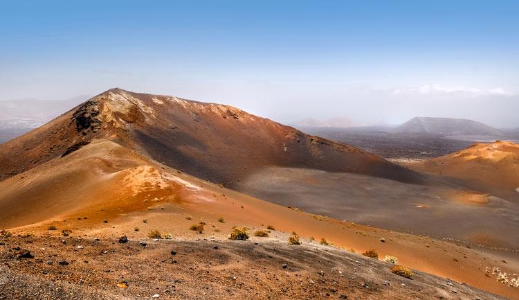 Parque Timanfaya Lanzarote España - ¿A dónde te gustaría viajar después de la crisis?