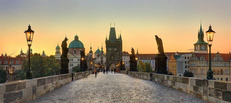 Praga Republica Checa @Dagmar Veselkova - Cómo viajar a Chequia desde el sofá con libros y películas