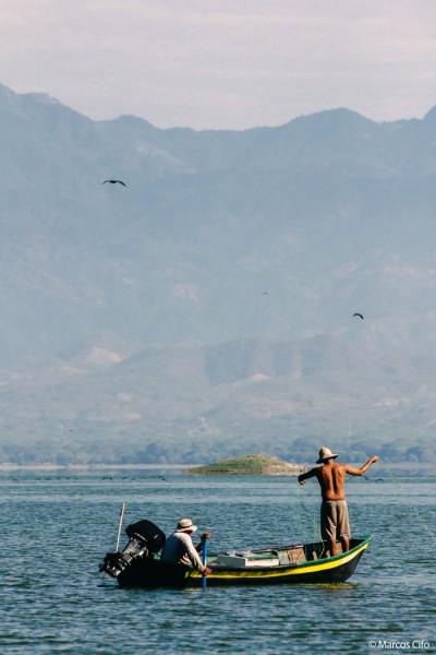 Rio barcaEl Salvador Centroamérica© Marcos Cifo - Centroamérica,  un lugar para sentirse vivo