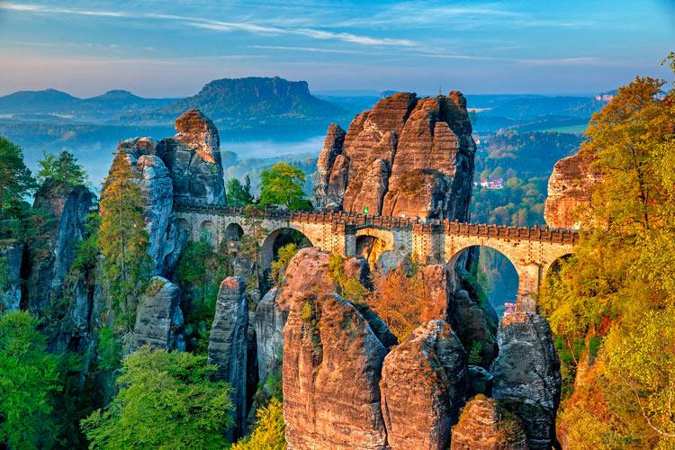 Suiza Sajona Sajonia - ¿A dónde te gustaría viajar después de la crisis?