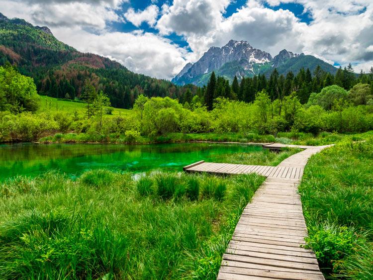 Triglav Eslovenia - ¿A dónde te gustaría viajar después de la crisis?