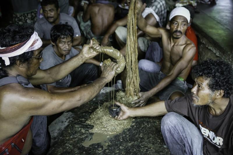 chicha hombres nam madol - Nam Madol; El secreto de los Pohnpeian