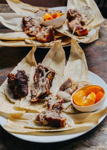 comida carne Honduras Centroamérica © Marcos Cifo - Centroamérica,  un lugar para sentirse vivo