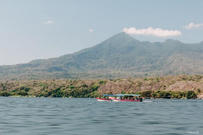 lago volcán Nicaragua © Marcos Cifo 4 - Centroamérica,  un lugar para sentirse vivo