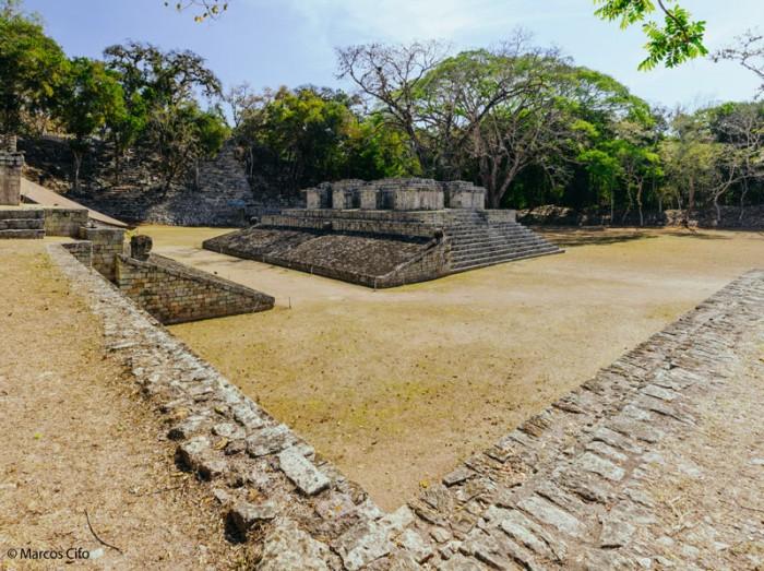 mayas Copán Honduras Centroamérica Sitio arqueológico © Marcos Cifo 2 - Centroamérica,  un lugar para sentirse vivo