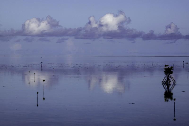 nam madol cielo laguna - Nam Madol; El secreto de los Pohnpeian