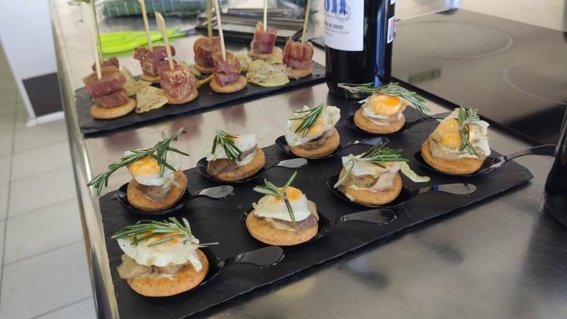 platos gastro burgos  - Intro Burgos, cuando la gastronomía une a una provincia