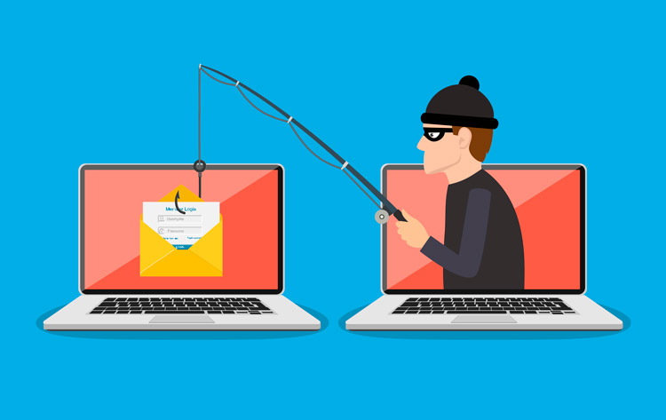 Ciberseguridad ladrón portátil - Cómo gestionar la ciberseguridad en pleno auge del teletrabajo