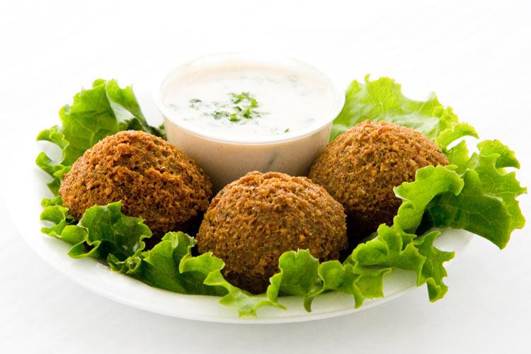 Falafel © mirsa - Cómo hacer Falafel: la croqueta de tiempos bíblicos
