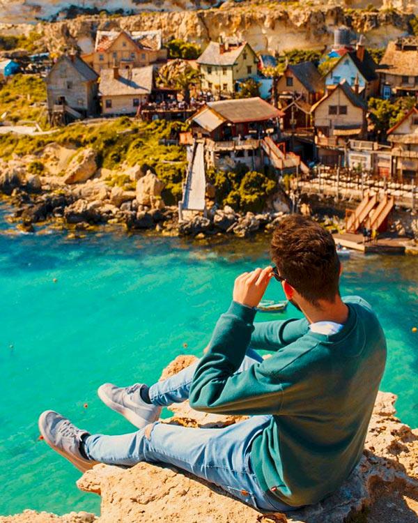 IMG 7632 Malta Relatos de un viajero © Pablo Núñez Rodriguez - Malta: vivir y trabajar en otro país con 21 años