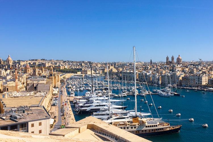 Malta Relatos de un viajero © Pablo Núñez Rodriguez - Malta: vivir y trabajar en otro país con 21 años