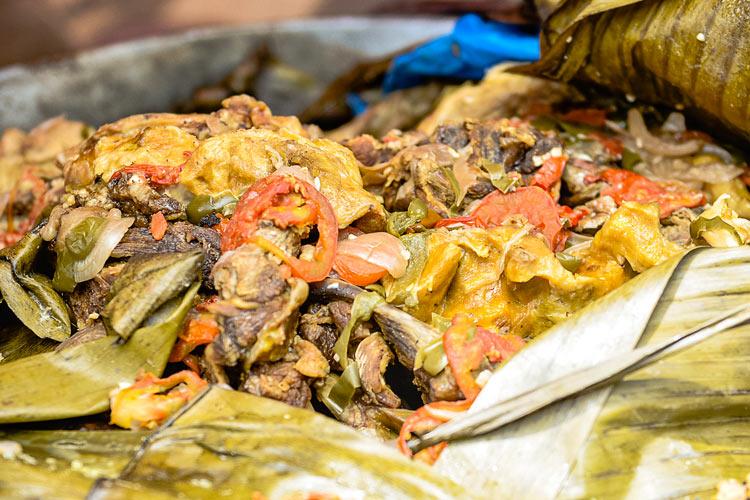 Plato Baho de Nicaragua recetas - 8 recetas para viajar con el paladar a Centroamérica
