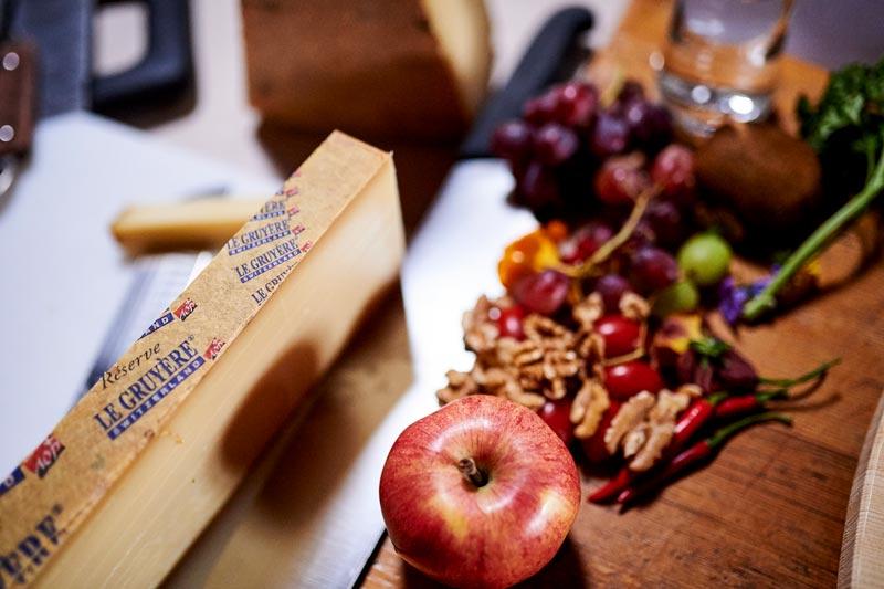 Queso suizo 2. Le Gruyère AOP - Suiza, campeona mundial del queso