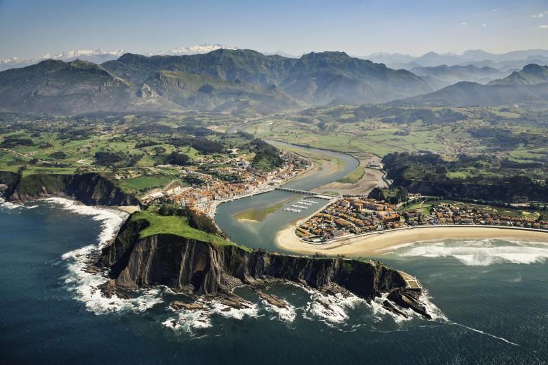 Asturias España - Ribadesella con los cinco sentidos